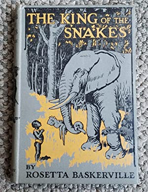 The King of the Snakes and Other Folk-Lore Stories from Uganda. Illustrated by E. G. Morris.: ...
