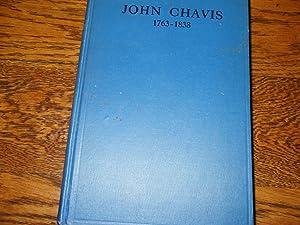 John Chavis: G.E. Shaw, D.D.