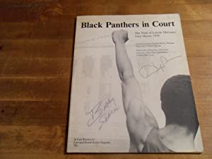 Black Panthers in Court: The Lonnie McLucas: Charles Reich, Thomas