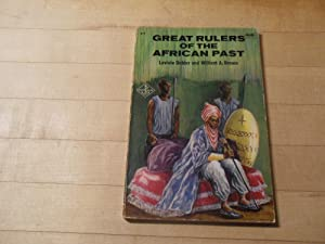 Great Rulers of the African Past: Lavinia Dobler &