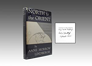 North to the Orient With Maps By Charles A. Lindbergh
