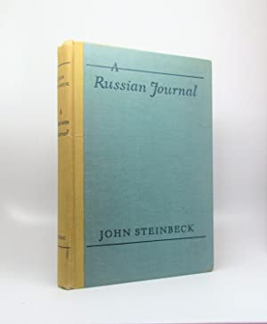 A Russian Journal With Pictures by Robert: Steinbeck, John