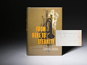 From Here To Eternity: Jones, James (Signed)