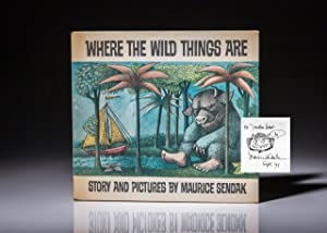 Where The Wild Things Are; Story and: Sendak, Maurice