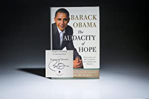 The Audacity of Hope Thoughts on Reclaiming: Obama, Barack