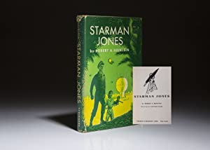 Starman Jones; Illustrated by Clifford Geary