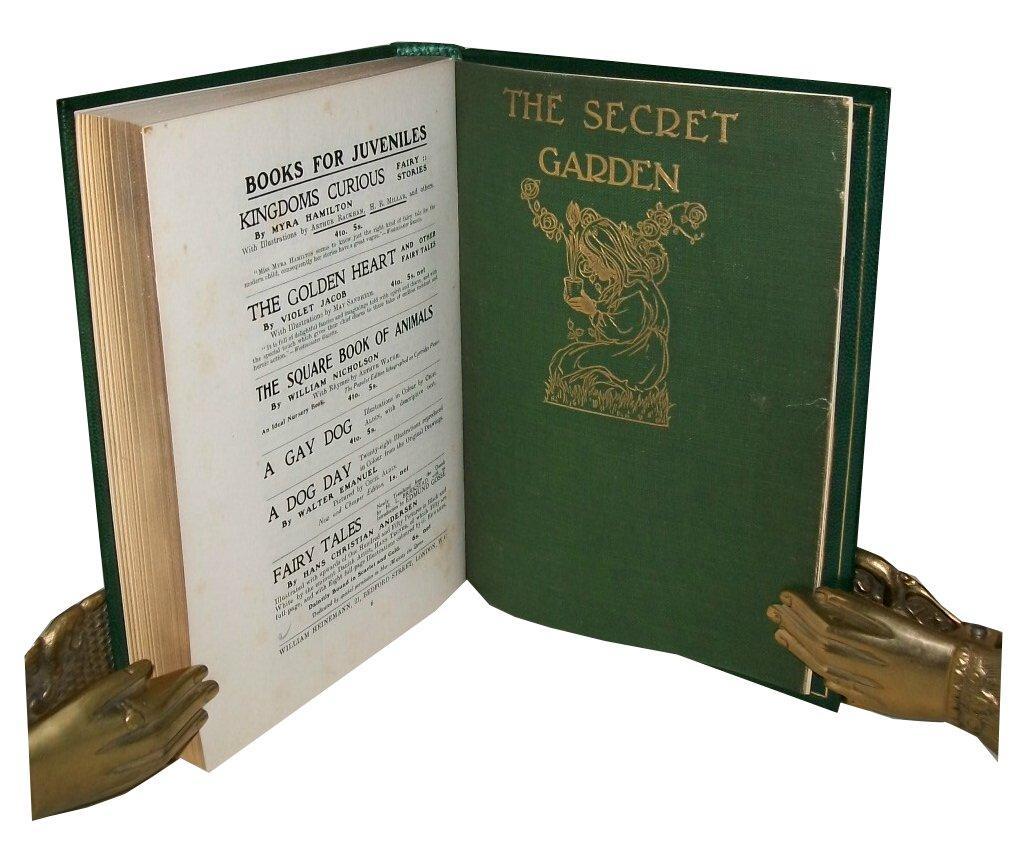 the secret garden frances hodgson burnett oxford pdf