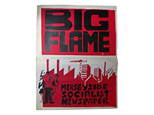 Big Flame - Merseyside Socialist Paper [Poster]