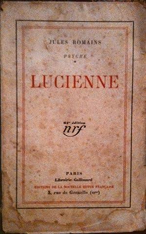 Lucienne, Psyché I: ROMAINS Jules