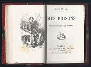 LIVRE MINUSCULE - MINIATURE BOOK 75 x 56 mm ] Mes prisons: Pellico Silvio (1789-1854)