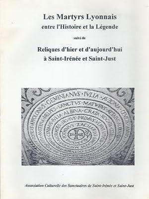 Les Martyrs Lyonnais entre l'Histoire et la: Wyss Simone