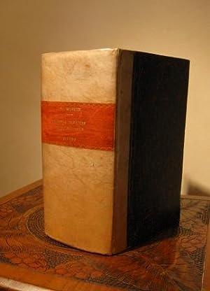Trois ouvrages reliés en un volume : Bourrier Théodore -