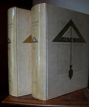 Les architectes célèbres (2 tomes complet): Collectif sous la