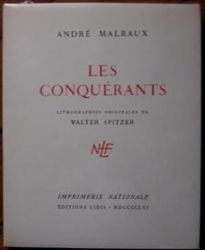 Les conquérants: Malraux André (1901-1976)