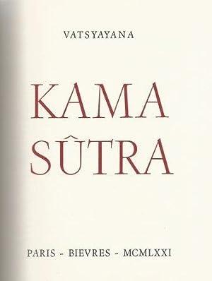 Kama-Sutra , préface de michel Dubessy: Anonyme attribué à Vâtsyâyana