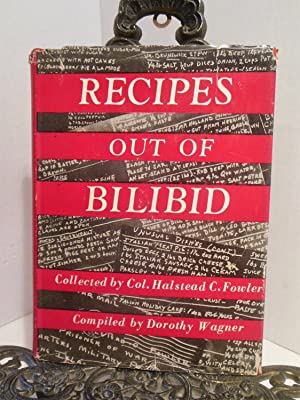 Recipes Out of Bilibid: Col. H. C.