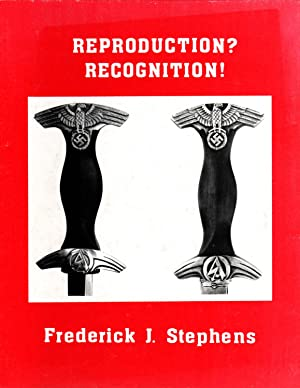 Reproduction? Recognition!: Frederick J. Stephens