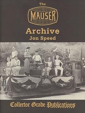 The Mauser Archive: Jon Speed