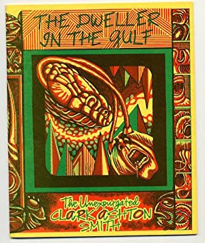 THE DWELLER IN THE GULF.: SMITH, CLARK ASHTON.