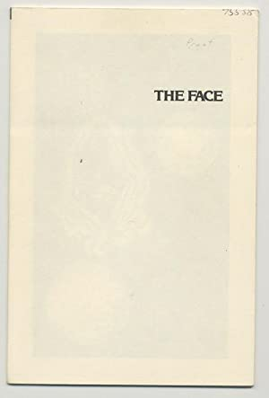THE FACE?RARE PROOF COPY!