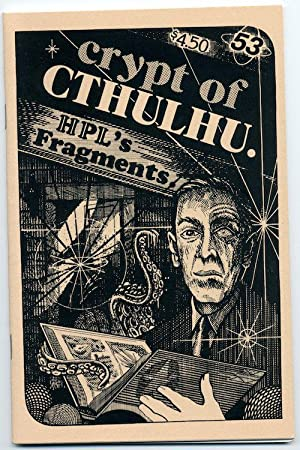 CRYPT OF CTHULHU, #53 Vol. 7, No. 3. Candlemas. 1988.