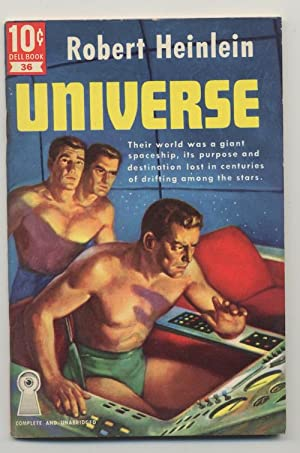 UNIVERSE.: HEINLEIN, Robert.