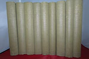 THE WORKS OF ARTHUR MACHEN. (9 VOLUMES) The Caerleon Edition.