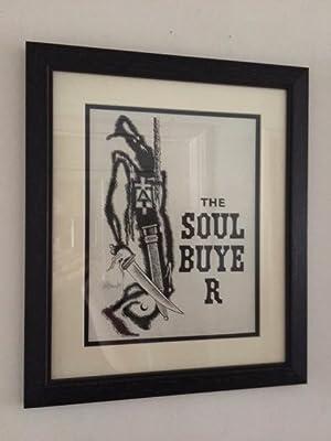 The SOUL BUYER. (Original artwork, SIGNED!): COYE, Lee Brown.