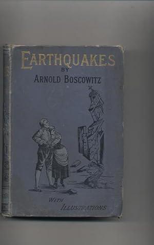Earthquakes: Arnold Boscowitz