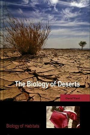 The Biology of Deserts: David Ward