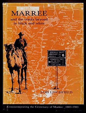 Marree and the Tracks Beyond in Black: Lois Litchfield