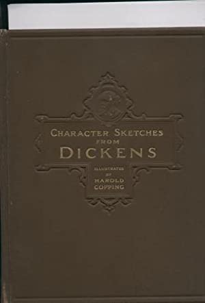 Character Sketches from Dickens: B.W. Matz (editor)