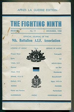 The Fighting Ninth : Official Journal No. 11