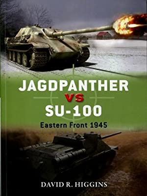 Jagdpanther vs SU-100 : Eastern Front 1945