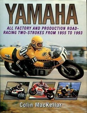 Yamaha : All Factory and Production Road: Colin Mackellar