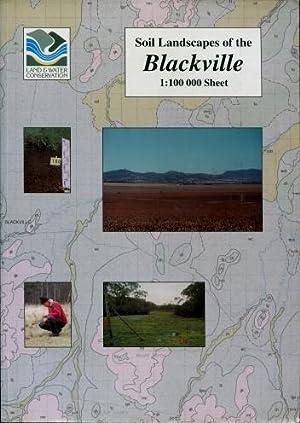 Soil Landscapes of the Blackville 1: 100 000 Sheet (Blackville, Coolah Tops, South Pine Ridge): R.G...