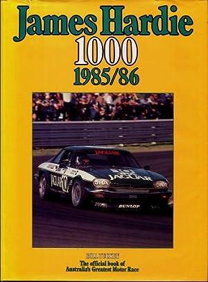 James Hardie 1000 : 1985/86: Bill Tuckey