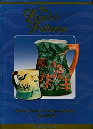 The People's Potteries : Stories of the Art Potteries of Sydney - Post WW2: Dorothy Johnston