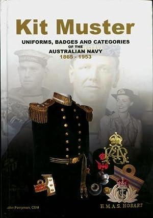 Kit Muster : Uniforms, Badges & Categories: John Perryman