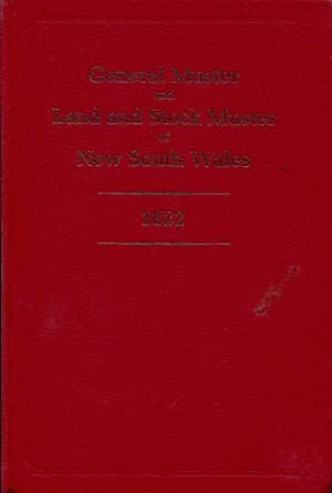 General muster and land and stock muster: Carol J. Baxter