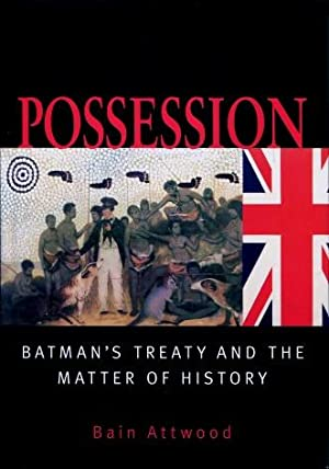 Possession : Batman's Treaty and the Matter of History