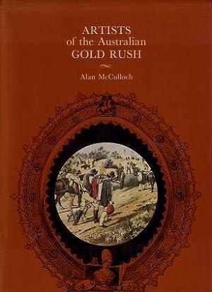 Artists of the Australian Gold Rush: McCulloch, Alan