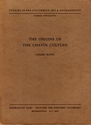The Origins of the Chavin Culture