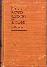 The Coming Conquest of England: August Niemann