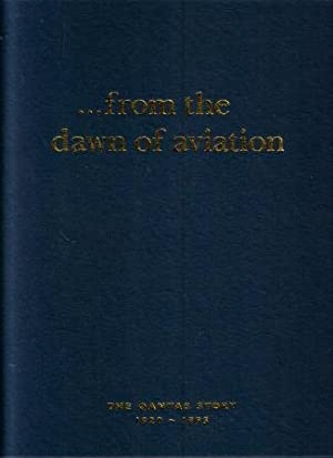 From the Dawn of Aviation : The: Stackhouse, John
