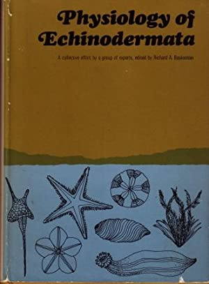 Physiology of Echinodermata: Richard A. Boolootian