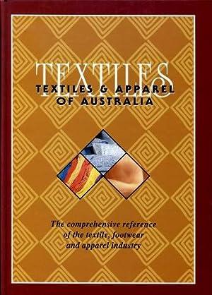 Textiles and Apparel of Australia: Barry Pestana (editor)