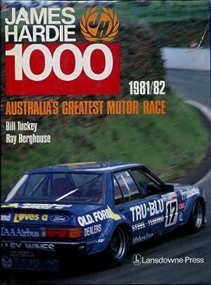 James Hardie 1000 1981/82 : Australia's Greatest: Bill Tuckey &