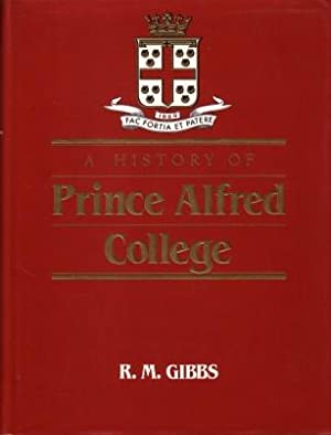 A History of Prince Alfred College