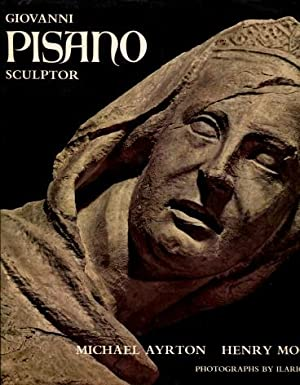 Giovanni Pisano Sculptor: Michael Ayrton